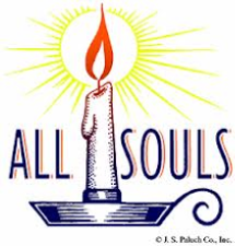 All Souls Day Mass – Thursday, November 2nd at 6:00 pm